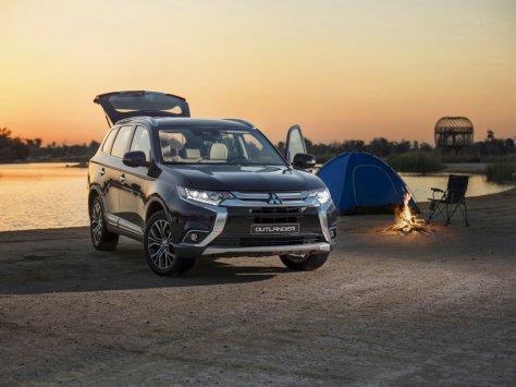 Qatar- QAC presents new 2019 Mitsubishi Outlander | MENAFN COM
