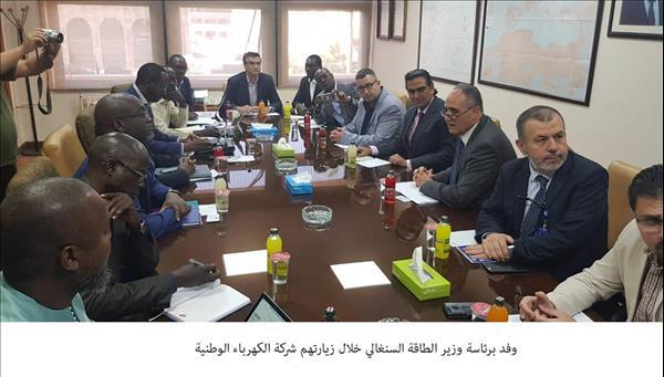 Senegalese delegation looks into Jordan | MENAFN COM