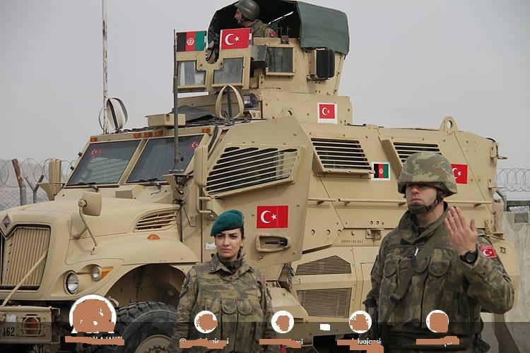 Is Our Mission In Afghanistan Worth >> Afghanistan Turkey Extends Military Aid Worth 4 5m To Afghan