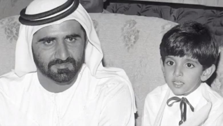 UAE- Video: Sheikh Hamdan pays tribute to father Sheikh