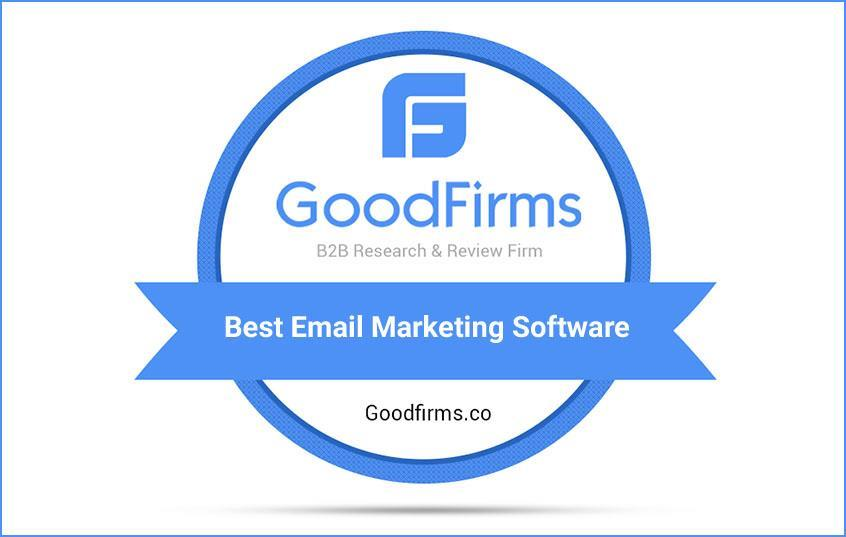 GoodFirms Announces the List of Best Email Marketing Software