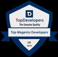 Sphinx has been recognized as a Top Magento Developer by