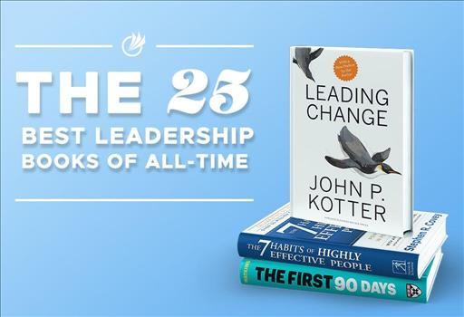 Soundview Announces the 25 Best Leadership Books of All-Time