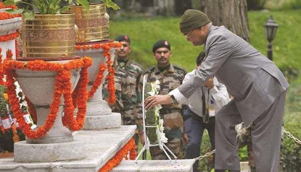 President, PM, military hail Kargil war heroes | MENAFN COM