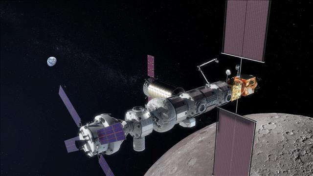 Moon 2069: lunar tourism and deep space launches a century on from Apollo? - MENAFN.COM thumbnail