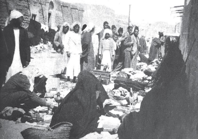 Wajif, other old Kuwaiti markets are the reminders of