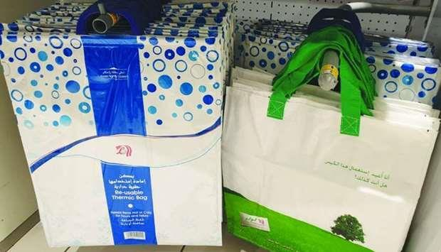 Qatar- Green drive sees more retailers shifting to biodegradable