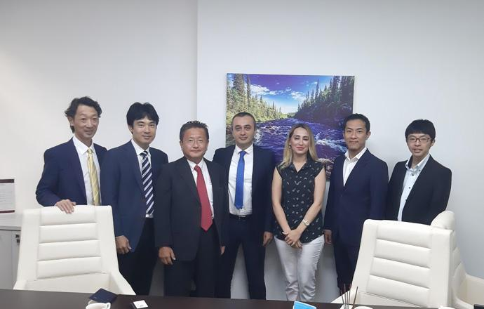 Azerbaijani State Grain Fund to cooperate with Japanese companies