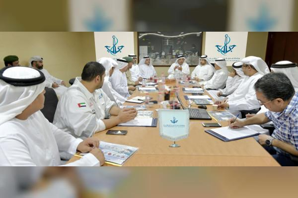 Dubai Maritime City Authority discusses safety and