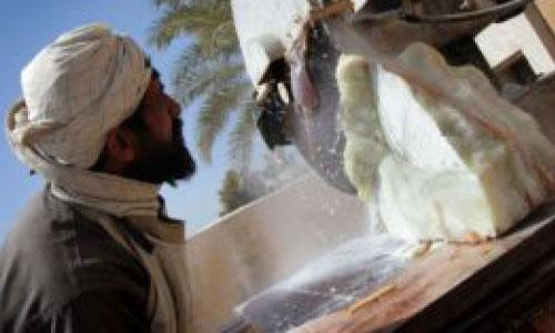 Afghanistan- MOMP Begins Extraction, Process of 9 Marble Mines in
