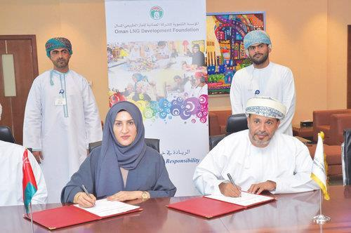 Oman- Pact inked to purchase RO35,000 equipment for Al Nahdha