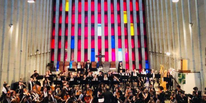 Palestine Youth Orechestra starts biggest tour in its history