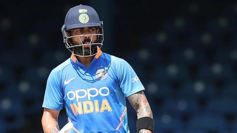 India vs West Indies: Virat Kohli becomes India's 2nd highest run