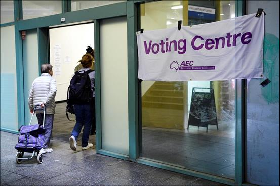Surge in pre-poll numbers at 2019 federal election changes