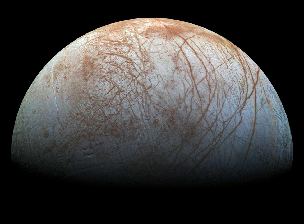 Europa: there may be life on Jupiter's moon and two new missions will pave the way for finding it - MENAFN.COM