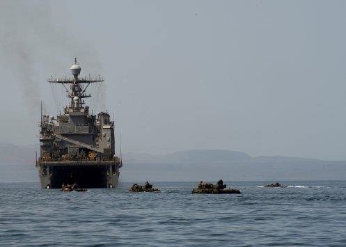 Qatar- New US-led patrols in Gulf raise stakes with Iran