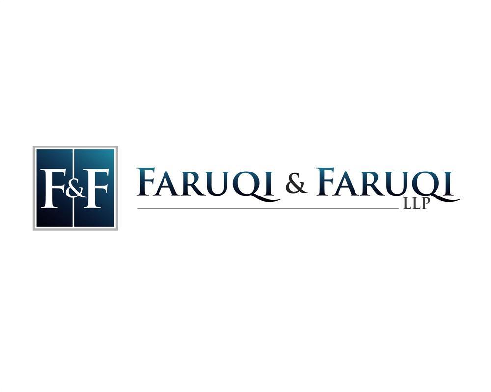LEAD PLAINTIFF DEADLINE ALERT: Faruqi & Faruqi, LLP