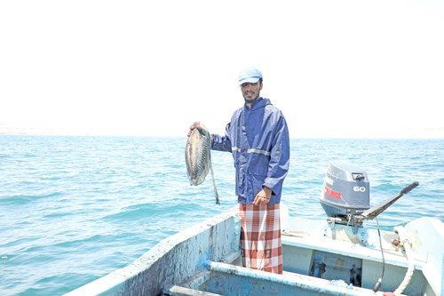 More Omani youth showing keen interest in squid fishing