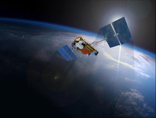 China launches three new satellites   MENAFN COM