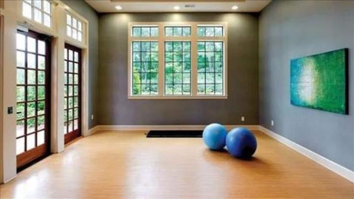 India Here S How You Can Create A Yoga Studio At Home Menafn Com