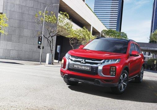 Qatar Qac Introduces The All New Mitsubishi Asx 2020 Model