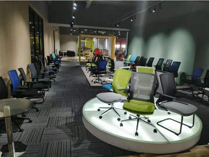 Foshan Kinouwell Furniture Co Ltd Presents New Workplace Chairs For Business People Menafn Com