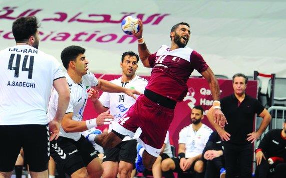 Handball Team Qatar Embarks On Asian Championship Mission
