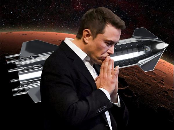 Elon Musk says he plans to send 1 million people to Mars by 2050 - MENAFN.COM