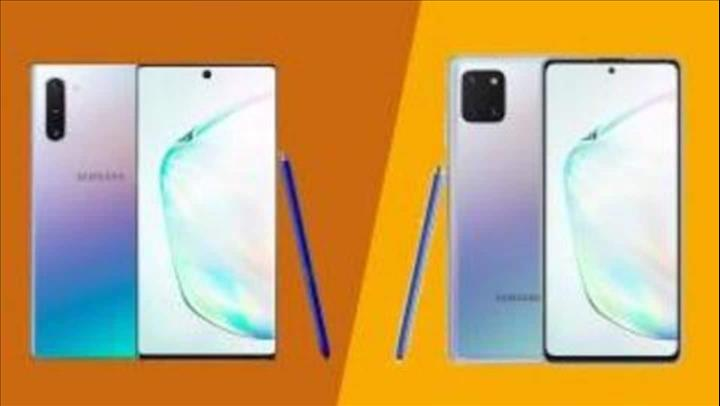 India- Samsung Galaxy Note 10 v/s Note 10 Lite: What's different? - MENAFN.COM