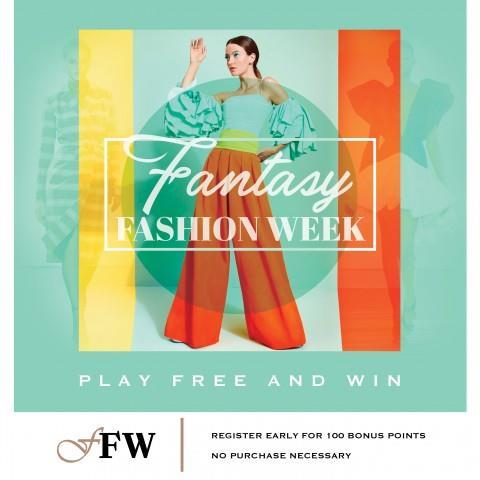New Fantasy Fashion Week Game Causes Excitement In The Fashion World Menafn Com