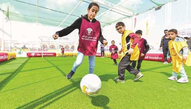 Image result for the various initiatives taken to promote sports and healthy lifestyle in Qatar