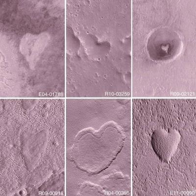 Happy Valentine's Day from Mars! - MENAFN.COM