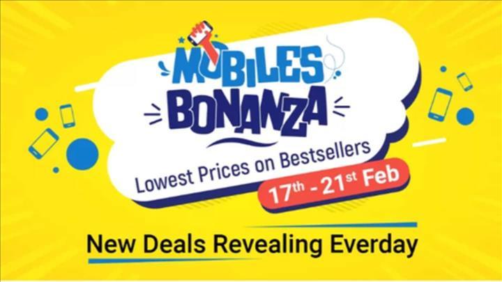 India- Flipkart Mobile Bonanza Sale: Deals and discounts on popular smartphones - MENAFN.COM