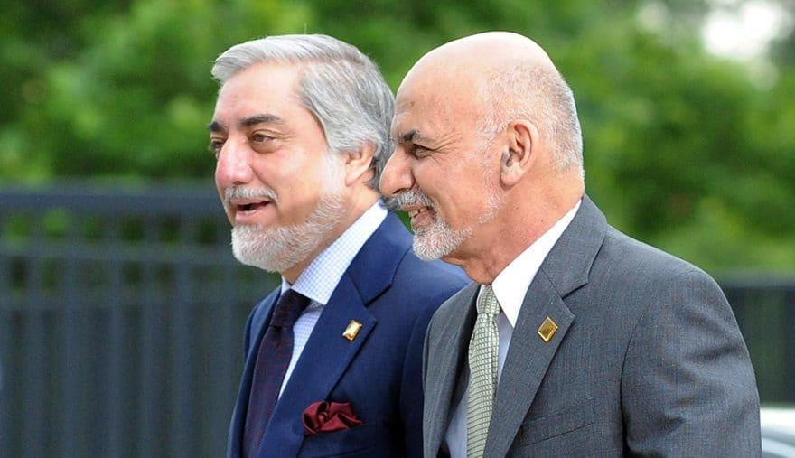 Abdullah Bars Electoral Leaders from Leaving Afghanistan
