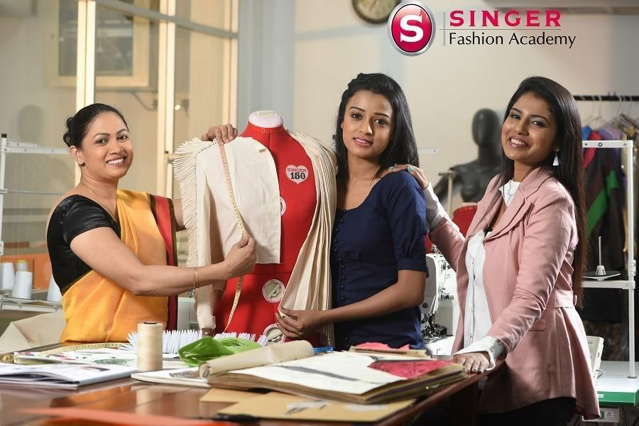 Sri Lanka Singer Fashion Academy Empowers All Aspirant Fashion Designers To Reach International Standards Menafn Com