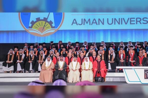 Hamid Al Nuaimi Praises Development Of Uae S Education System During Graduation Ceremony At Ajman University Menafn Com