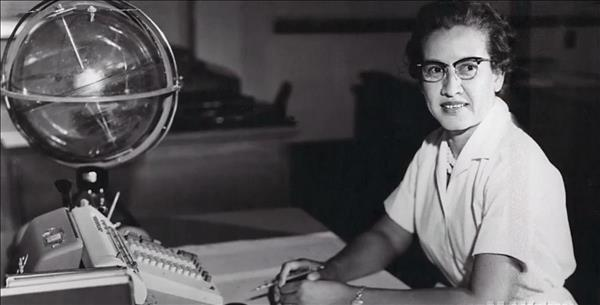 Katherine Johnson: NASA mathematician and much-needed role model - MENAFN.COM