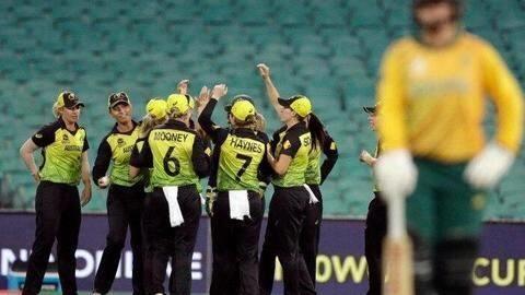 Malan, Ngidi guides Proteas to series win over Australia