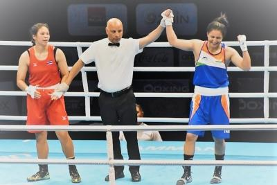 Indian boxers script an historic day