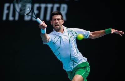 Djokovic pledges 1 mln euros to help fight coronavirus in Serbia