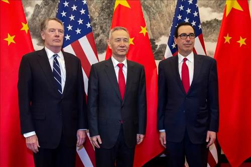Trump to provide update on China trade deal next week