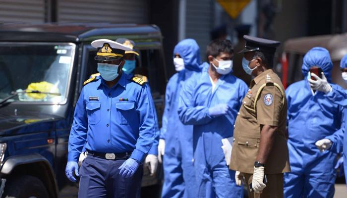Sri Lanka- More Navy officers confirmed as contracting virus ...