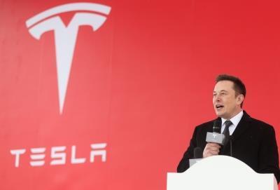 Elon Musk tweets that Amazon should break up: 'Monopolies are wrong!'