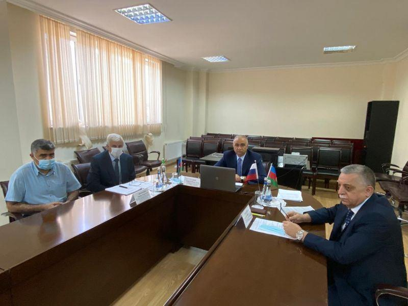 Azerbaijan, Russia discuss issues on sharing water resources (PHOTO) - MENAFN.COM