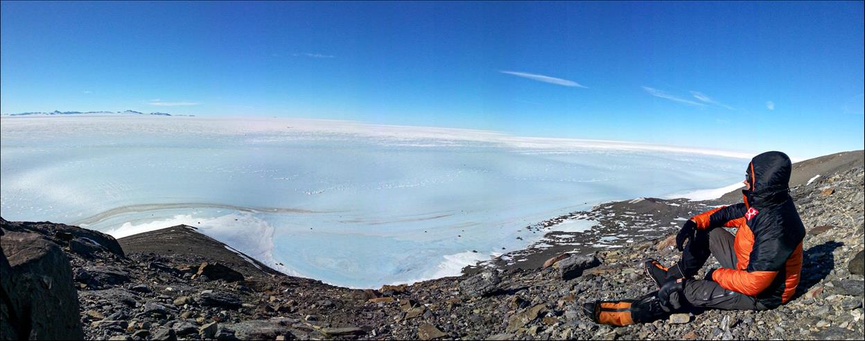 Marine life found in ancient Antarctica ice helps solve a carbon dioxide puzzle from the ice age - MENAFN.COM