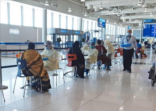 Dubai Airport S Stations For Free Covid 19 Tests To Be Relocated Menafn Com