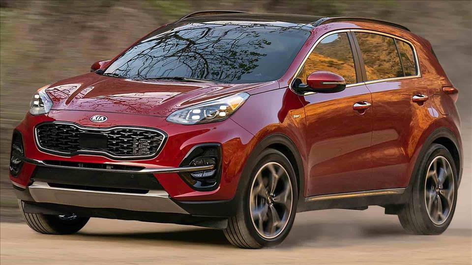 Redesign and Review Kia Sportage 2021 Model