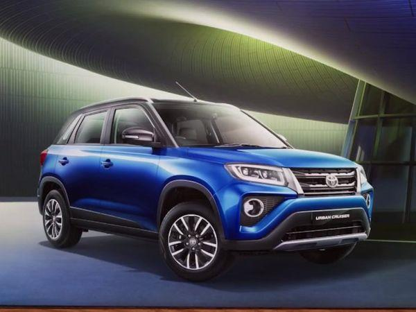 Toyota Urban Cruiser Launched In India Price Starts From Rs 8 4 Lakh Menafn Com