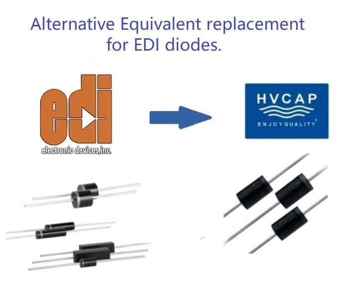 5  SL500  Diodes  5000v 40ma 100ns Fast Recovery