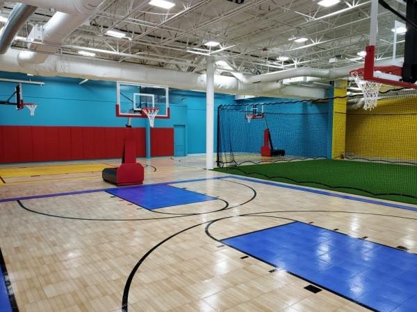 First Of A Kind Indoor Sports Facility Opens In Alpharetta Ga Mall Menafn Com